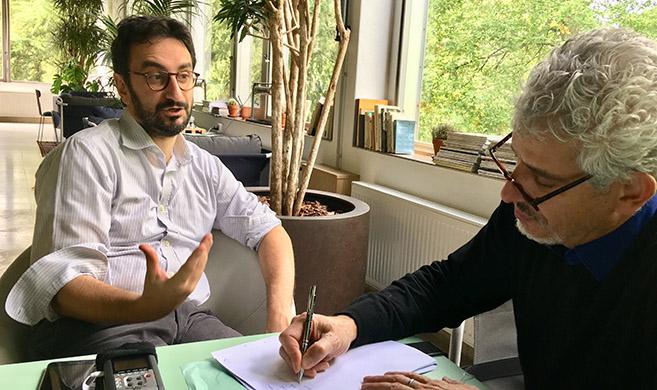 Gaetano Gaballo interview
