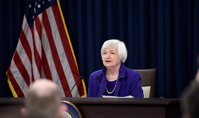 Janet Yellen Fed