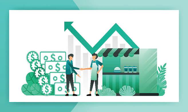 cash management ©nakigitsune-sama on Adobe Stock