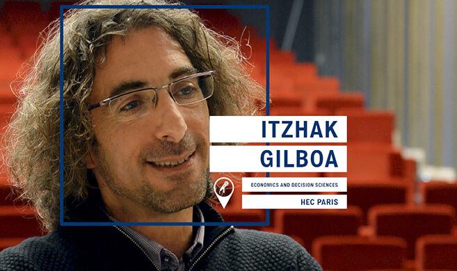 Itzhak Gilboa cover