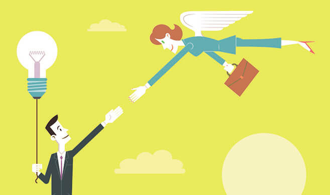 entrepreneur and business angel