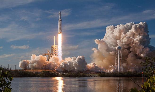 Falcon space rocket launch - wallpaper flare
