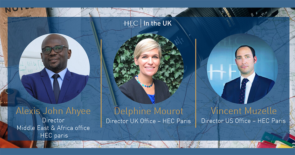 HEC Paris UK Office - The World at a Glance