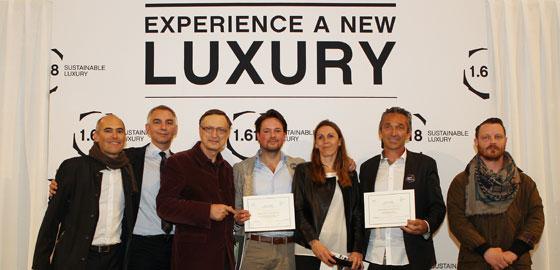 1.618 Sustainable Luxury : Le développement durable, un impératif pour les marques de luxe - HEC Paris 2014