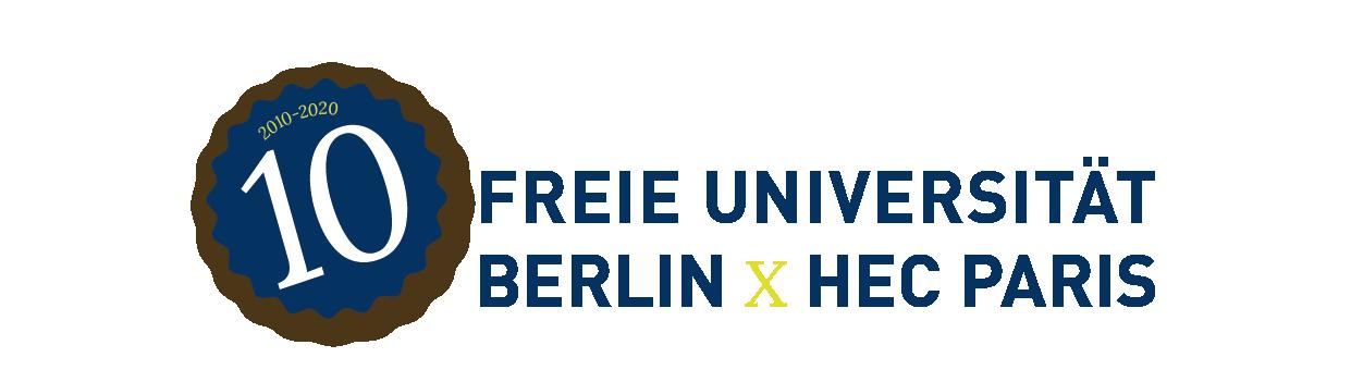HEC FU 10 years logo