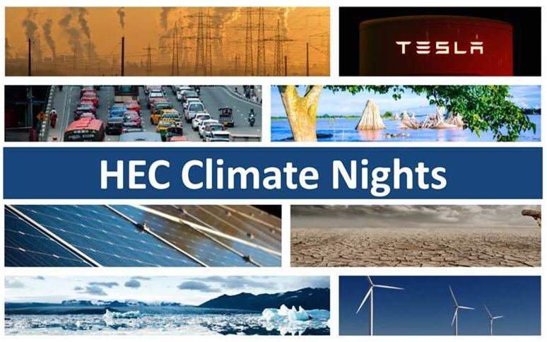 HEC Climate Night