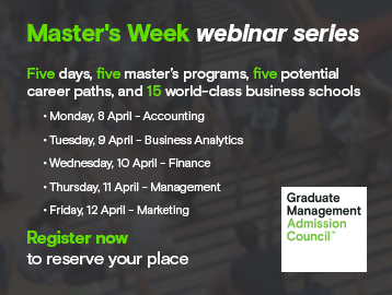 GMAC-Masters-week-MSc-International-Finance