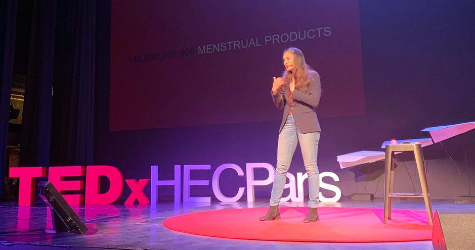 TEDxHECParis 2019 - Sephra Abraham