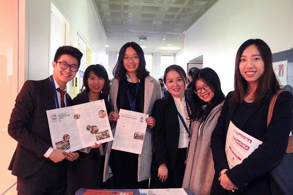 Chinese Business Day - HEC Paris - Students