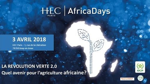 Africa Days HEC - 2018