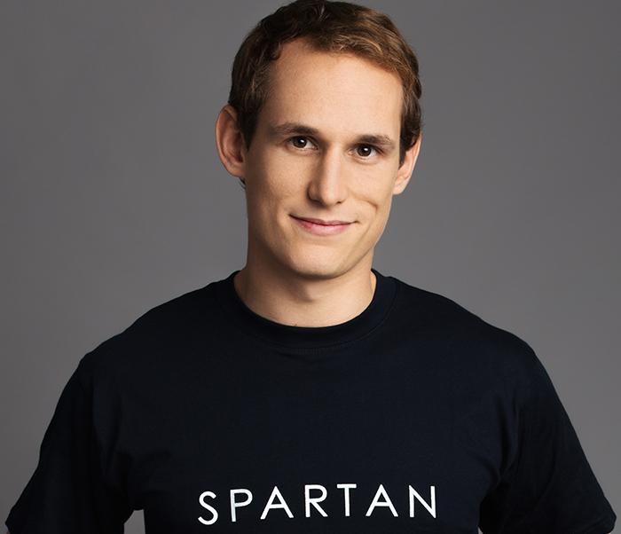 entrepreneur spartan