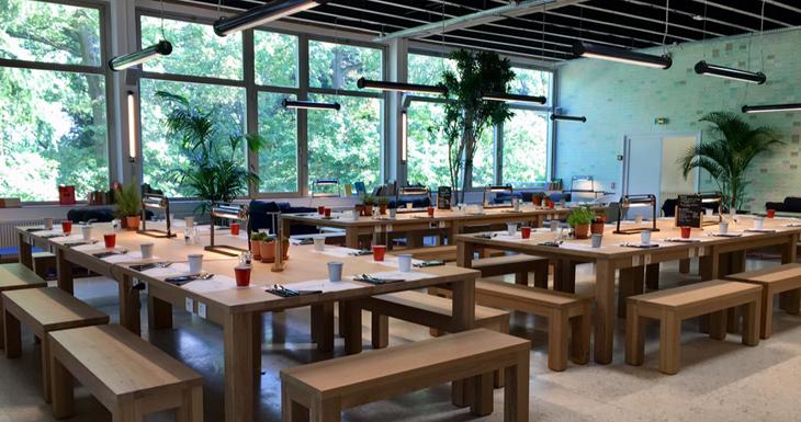 HEC Paris lance un double diplôme avec L'atelier des Chefs - Restaurant Gustave, campus HEC Paris