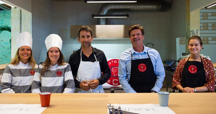 HEC Paris lance un double diplôme avec L'atelier des Chefs - Nicolas Bergerault, Eloïc Peyrache - HEC Paris 2019