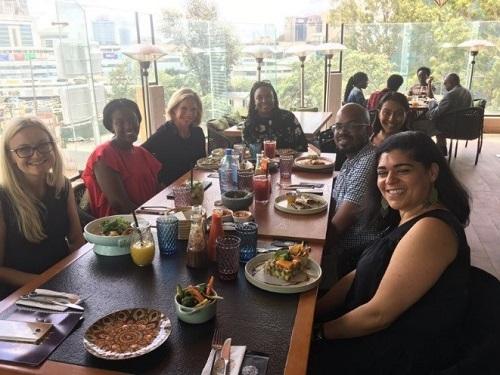 Chapitre HEC au Kenya
