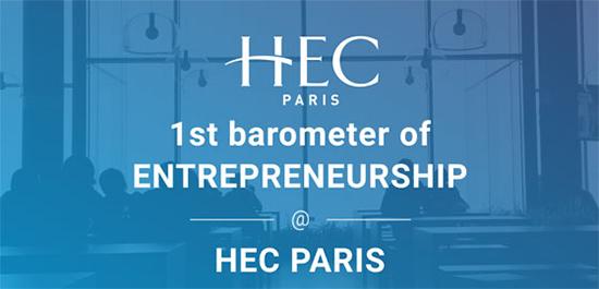 entrepreneurship barometre hec paris 2015
