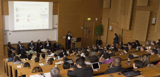 Finance4Good - Finance to serve development conf
