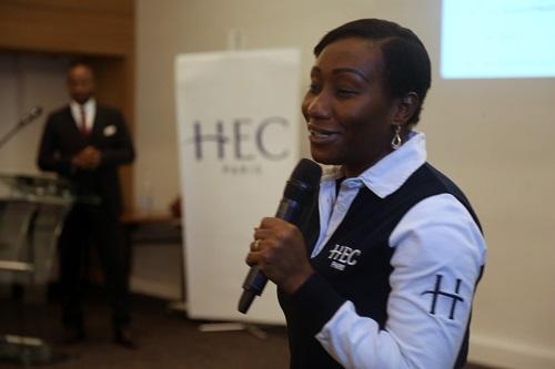 HEC Day at Novotel Abidjan Plateau