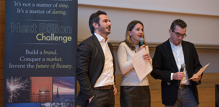 HEC Loreal Next Billion Challenge
