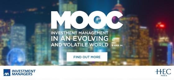 HEC Paris & AXA IM MOOC on asset management