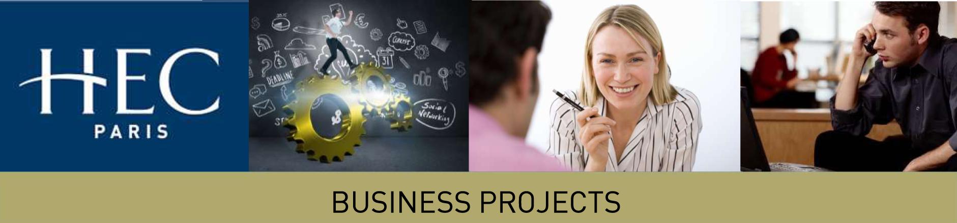 HEC Paris Business Project