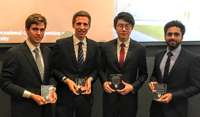hec mim wins harvard competition