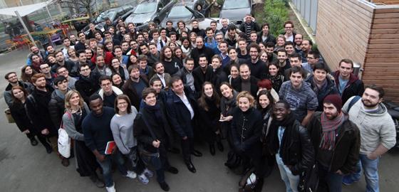 HEC Paris et l'Ecole 42 lancent aujourd'hui la track Digital Entrepreneur - HEC Paris 2016