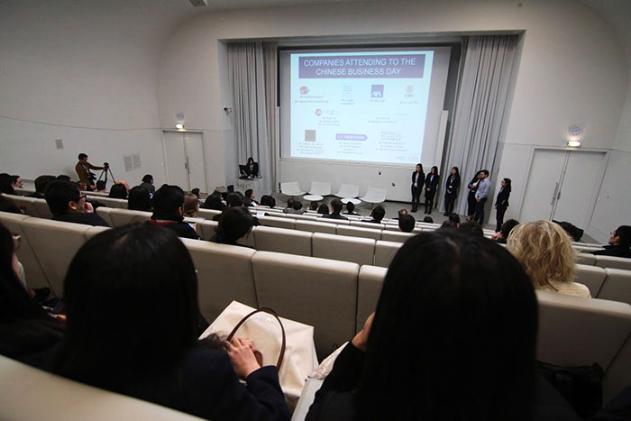 hec chinese business day