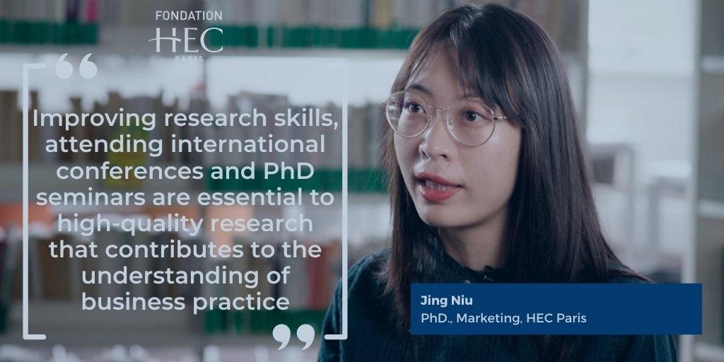 PhD - image - Fondation Jing Niu, PhD