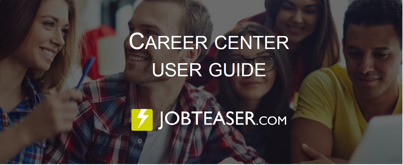 HEC Paris  JobTeaser user guide
