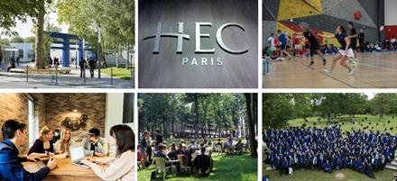 Journée portes ouvertes - Open Day - HEC Paris 2019