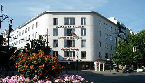 Maison de France - Berlin