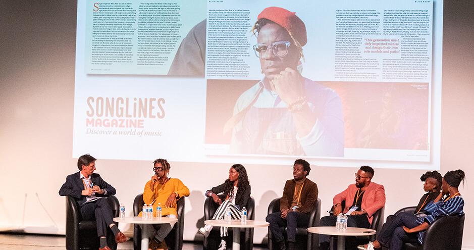 HEC Paris - AfricaDays 2019 - Music Industry Panel