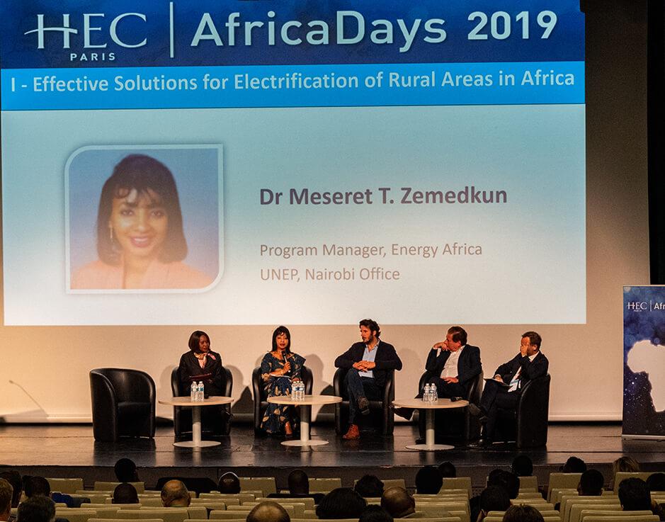 HEC Paris - AfricaDays 2019 - Dr. Meseret T. Zemedkun