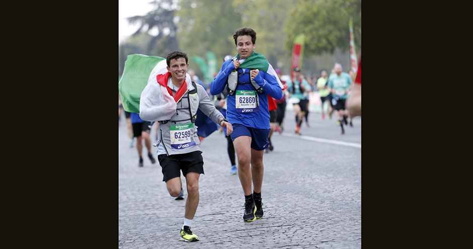 HEC Paris - Running4Africa - Finish