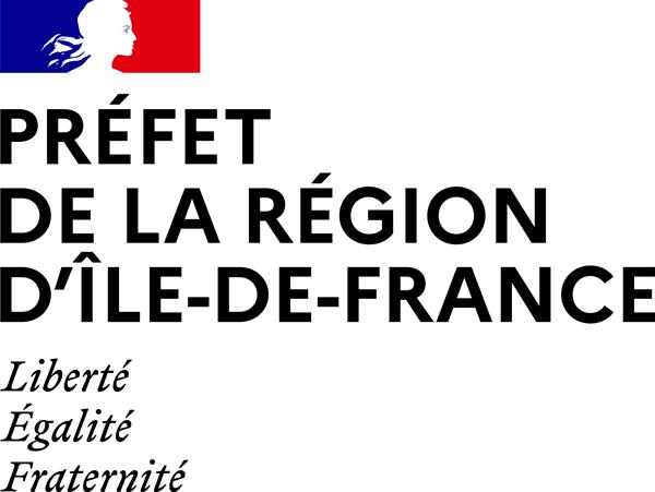 Logo Préfet Ile-de-France