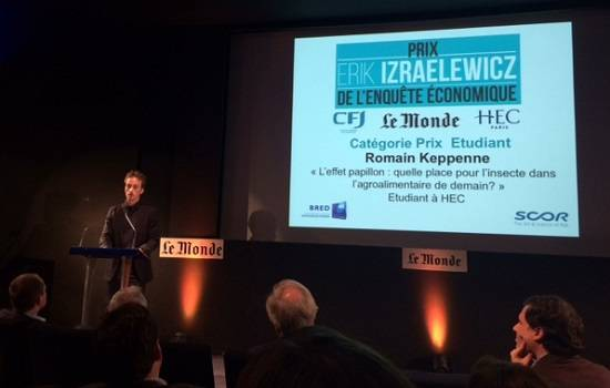 Prix Erik Izraelewicz 2017 - Romain Keppenne