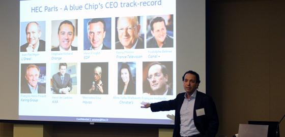 Prof. Olivier Younes presents HEC Entrepreneurs Method at the Berkeley 2016 Global Venture Lab Summit