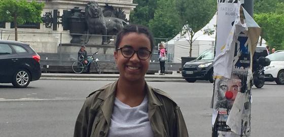Sandy Lima - PREP HEC - Egalité des chances HEC Paris 2018
