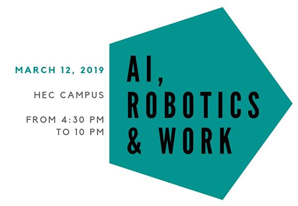 AI robotic logo