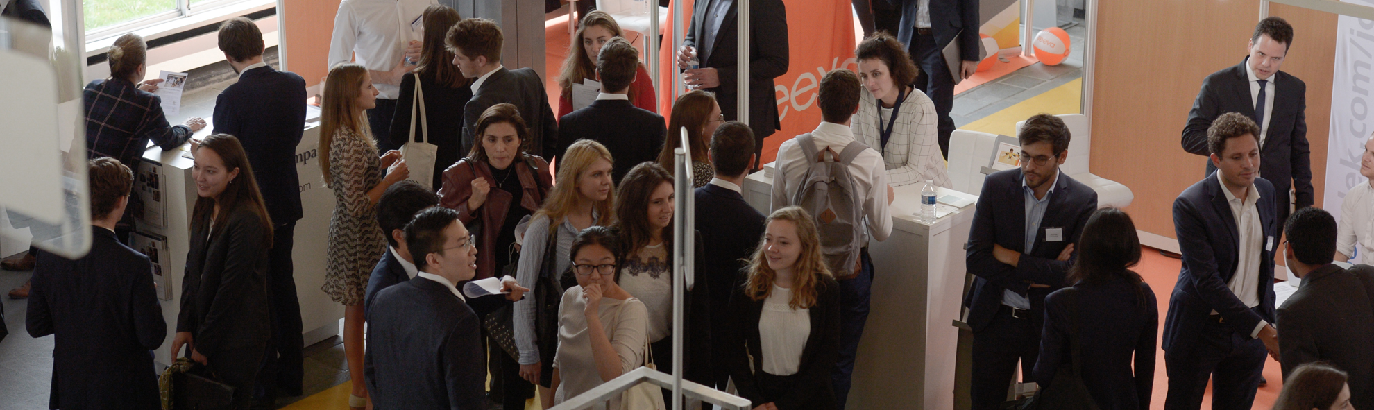 HEC Paris Career Fair - Recruiters