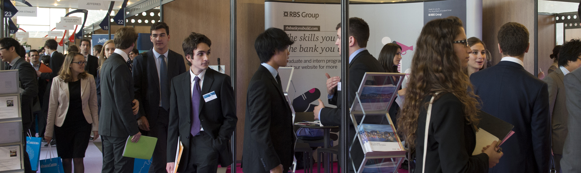 HEC Paris Career Fairs - Recruiters