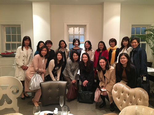 Women's meeting Tokyo - HEC