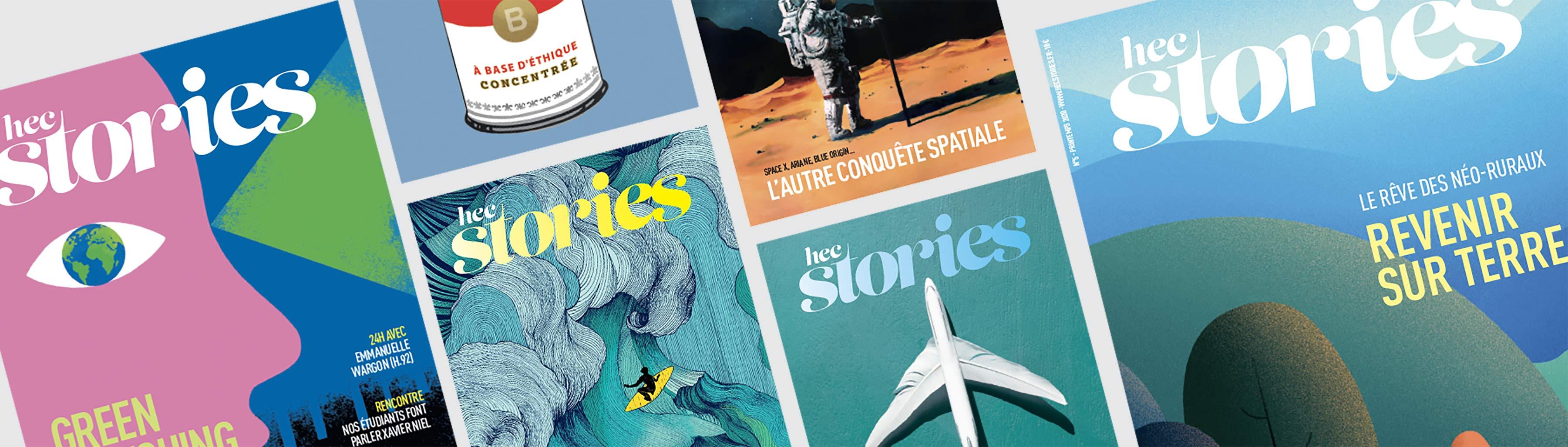 HEC Stories magazine