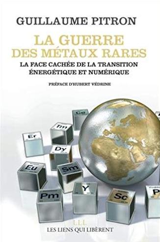 Book la Guerre de Métaux rares