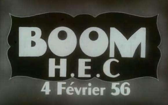 Boom HEC fondation