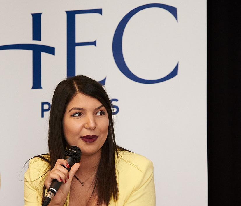 Forum franco-allemand au féminin - Hafida Guebli