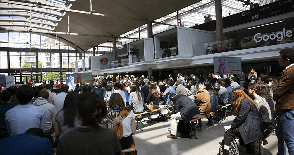 HEC Seed 2019 - Station F
