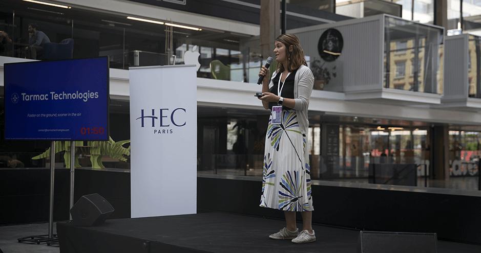HEC Seed 2019 - Tarmac Technologies