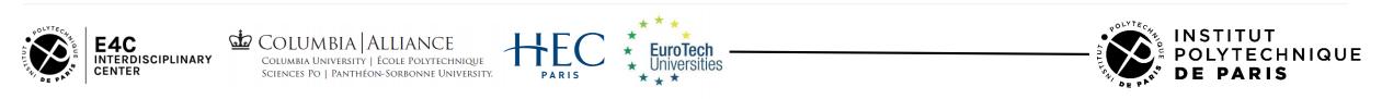 logo des partenaires I4C