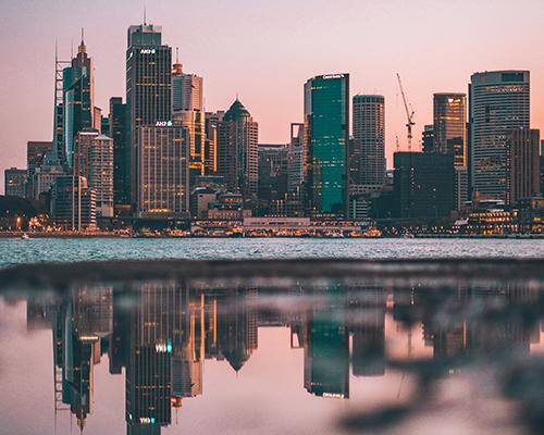 The HEC Paris MBA has an exchange program in Australia